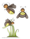 Catching Fireflies Kindergarten Sight Word Room Hunt