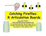 Catching Fireflies R Articulation Boards
