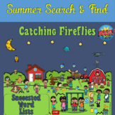 Catching Fireflies Search and Find for Boom Cards