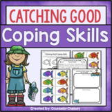Coping Skills Activities - Fishing Themed