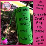 Catching Great Speech Craft {game motor activity fun}
