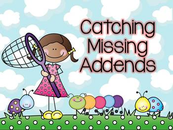Catching Missing Addends