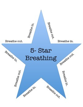 Catching Our Breath: 5-star breathing