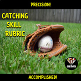 PE Catching Rubric Multi-Sport!