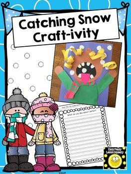 Catching Snow Craft-ivity