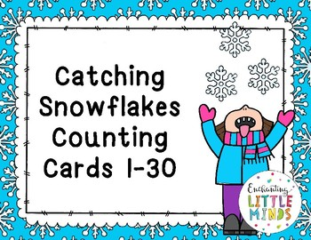 Catching Snowflakes Counting Cards