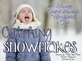 Catching Snowflakes Literacy Resources and Craftivity  {Winter is For Snow}