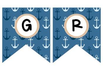 """Catching""Great Work { Nautical }"