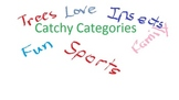 Catchy Categories