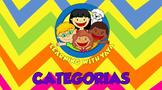 Categorias-Canción Animada (Spanish)