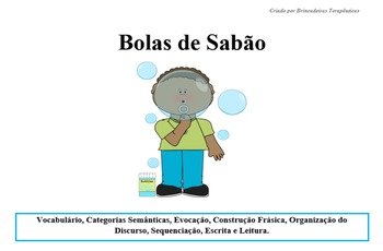 Categorias Semânticas - Bolas de Sabão