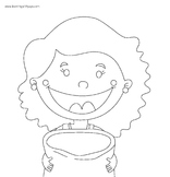 Categorías-Song and coloring book (SPANISH)