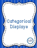 Categorical Displays Foldable