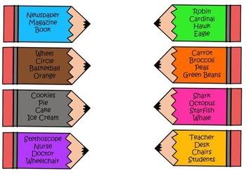 Categories!