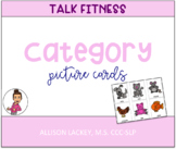 Categories Picture Cards