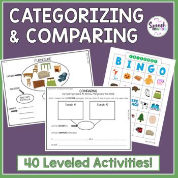 Categories: Leveled Activities