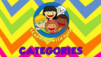 Categories-Animated Song!