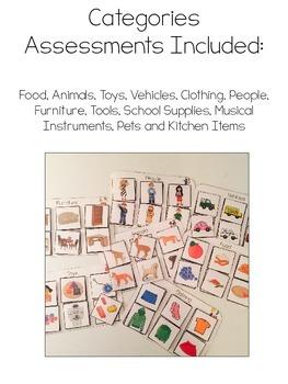 Categories Assessments