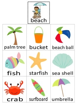 Categories: Beach or Farm