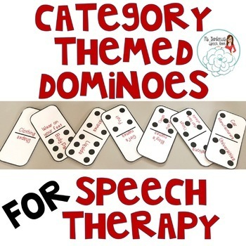 Categories Dominoes