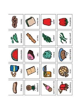 Categories: Food & Animals