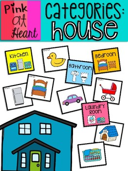 Categories: House (Rooms and Areas)