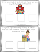 Categories Interactive Book with a Homework Worksheet