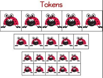 Ladybug Token Reinforcement Systems