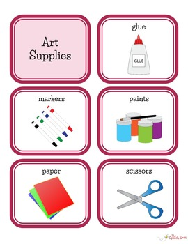 Categories Picture Cards  (STACK)