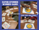 Categories Task Cards & Game