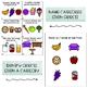 Categories (Receptive/expressive language, vocabulary, & organization activity)
