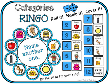 Categories Ringo - Roll it! Say it! Cover it!
