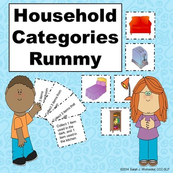 Household Categories Rummy