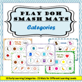 Categories Play-Doh Smash Mats for Early Language and Vocabulary