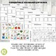 Categories, Sorting, Vocabulary Printable