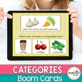 Categories Boom Cards Speech Therapy Activity | Teletherap