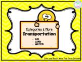 Categories:  Transporation