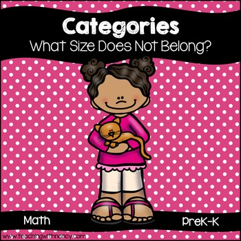 Categories: What Size Does Not Belong?