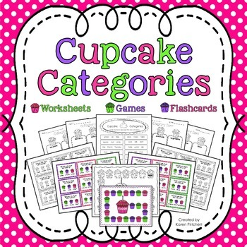 Categories- Which one does not belong? (Also for similarities & differences)