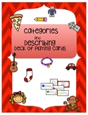 Categories and Describing Playing Cards
