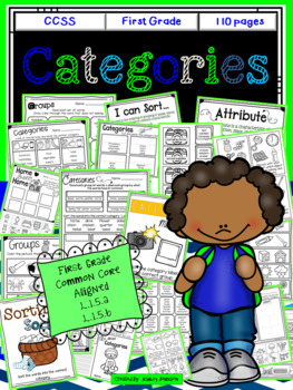 Categories and Sorting