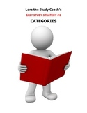 Categories by Lora the Study Coach
