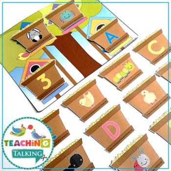 Categories for Speech Therapy - Spring Kindergarten Center (Freebie)