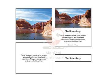 Categories of Rock