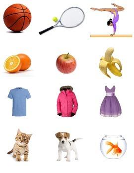 Categorization Images