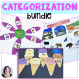 Categorization Big Bundle of Activities for Language