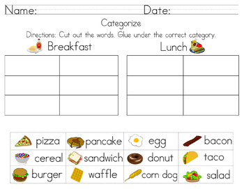 Categories Worksheets Worksheets for all | Download and Share ...