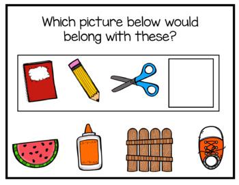 Categorizing Digital Interactive Fun (Digital Classroom)
