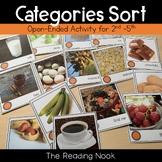 Categorizing | Classify and Categorize Activity