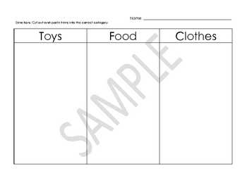 Categorizing Activity